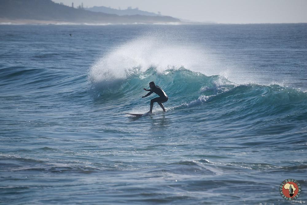 Серфинг Серф трип Квазулу-Натал ЮАР Unravel Surf Travel