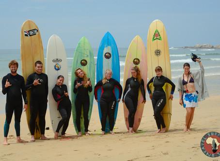 А как Вы себе представляете серфинг приключения в ЮАР?