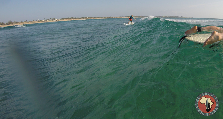 Серфинг  Серф трип ЮАР Мозамбик Unravel Surf Travel
