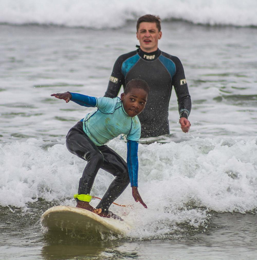 Благотворительная программа Серф трип Дорога Садов ЮАР Unravel Surf Travel