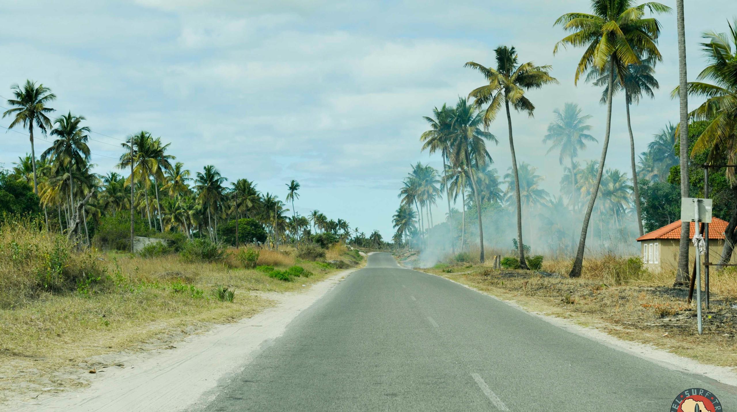 Серф трип ЮАР Мозамбик Unravel Surf Travel