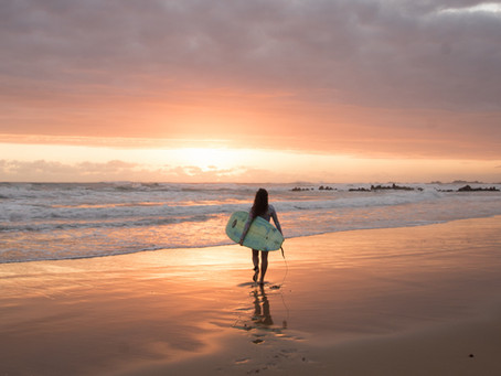 Знакомство с серфингом или легкая теория