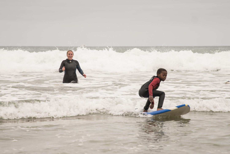 Волонтер Серф трип Дорога Садов ЮАР Unravel Surf Travel