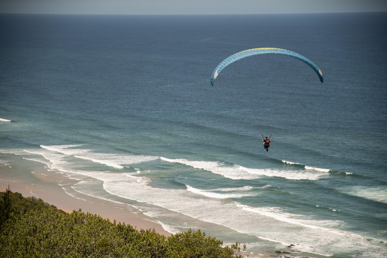 Параплан Серф трип Дорога Садов ЮАР Unravel Surf Travel
