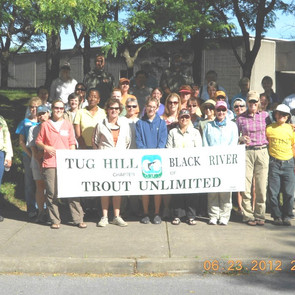 Tug Hill Chapter all together!