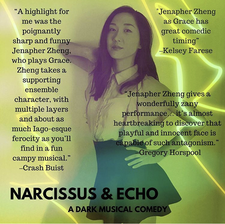 Narcissus and Echo, Hollywood Fringe