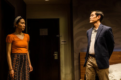 Man of God at Geffen Playhouse, photo by