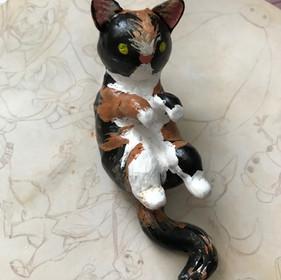 Kitty Mini Sculpture