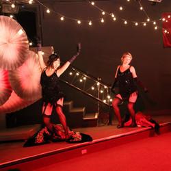 Burlesque Flapper Routine