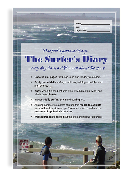 The Surfers Diary - Not just a Personal Diary PDF
