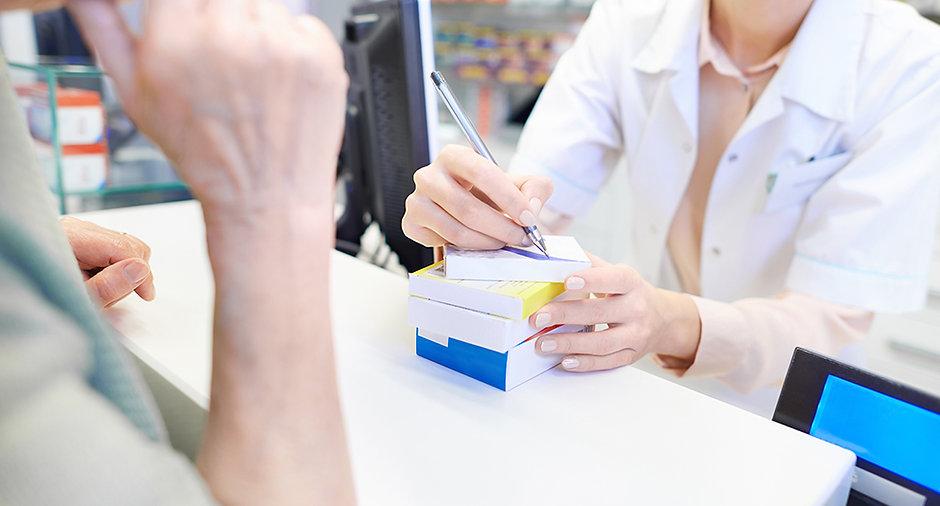Scotts Head Pharmacy Prescriptions