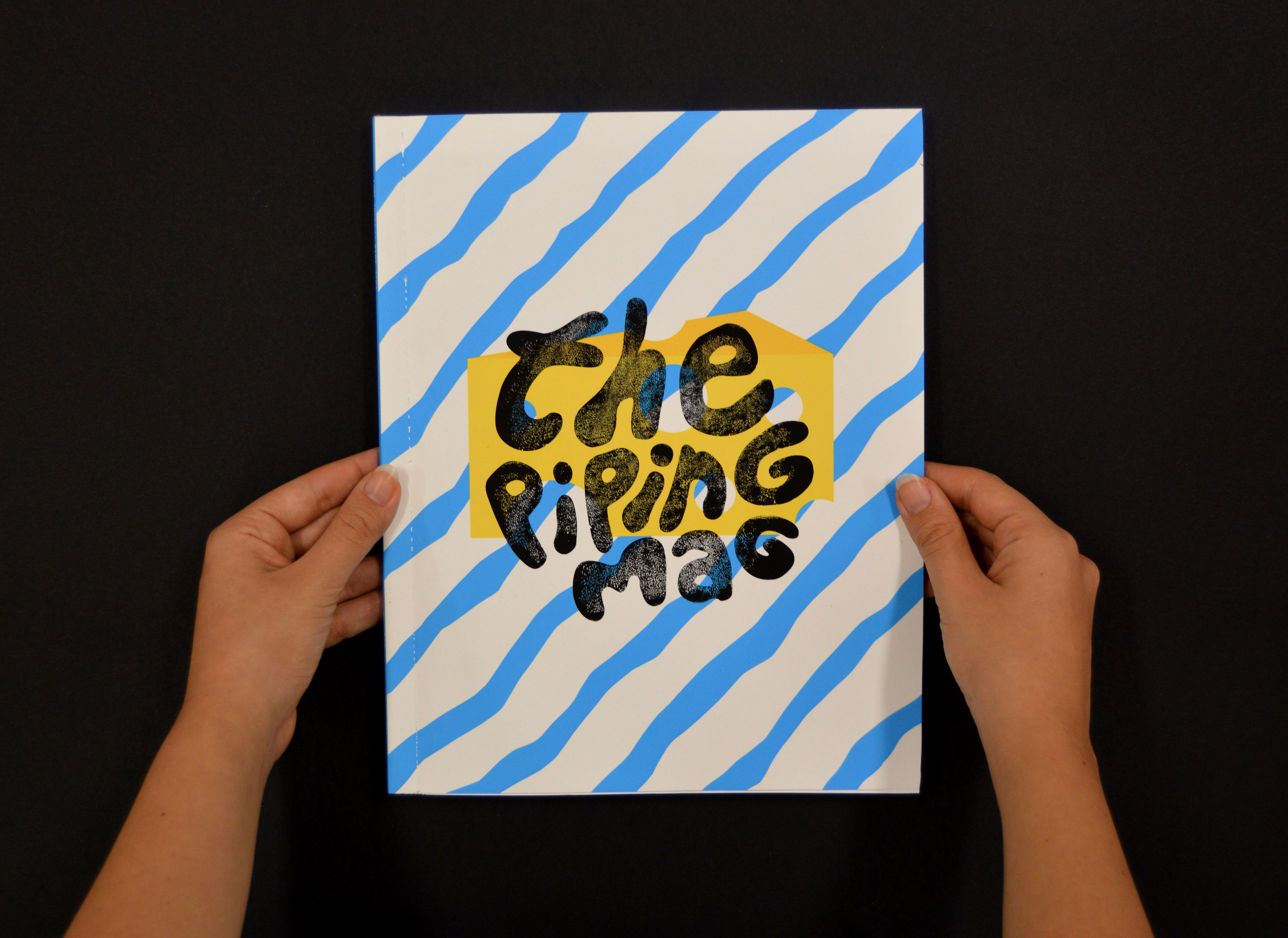 the piping mag.