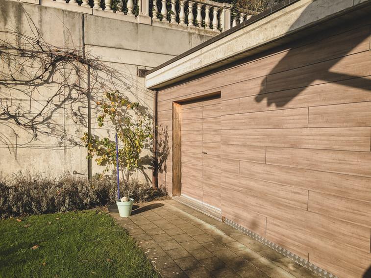 L3 Holzbau - Fassade