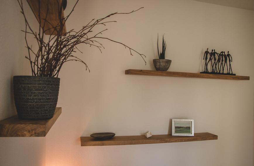 L3 Holzbau - Tablar Eiche