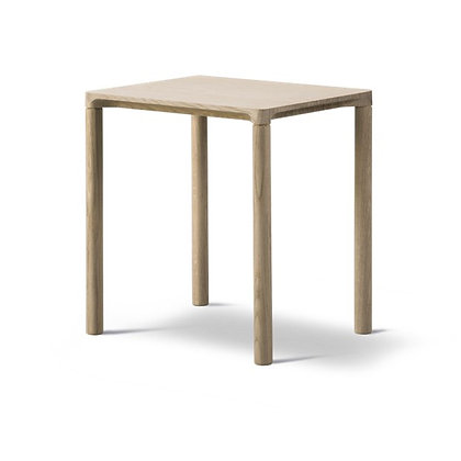 "Fredericia ""6700 Piloti Table"" Oak Soap"