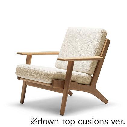 "GETAMA ""GE290"" Pierre Frey Paris / down top cushions"