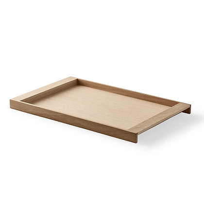 "SKAGERAK ""No. 10 Tray, Large"" Oak"