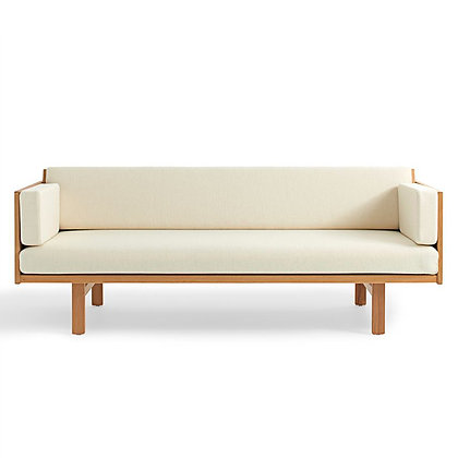 """GETAMA """"GE 259 DAYBED"""" Beech Lacquer"""