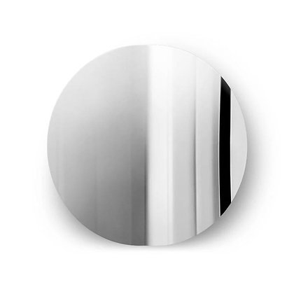 """mater """"Imago Mirror Object"""" Stainless Steel"""