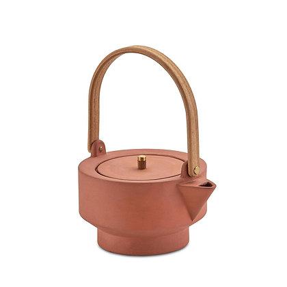 """SKAGERAK """"Edge Teapot"""" Terracotta"""