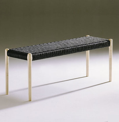 "J.L.Møllers ""Model 63"" Bench Oak"