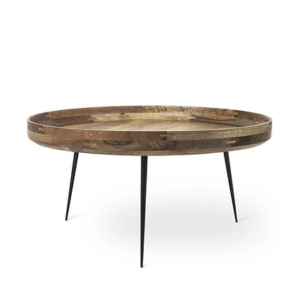 "mater ""Bowl Table"" Natural XL"