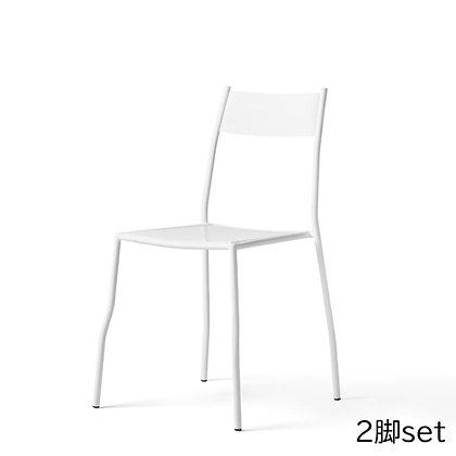 """OPINION CIATTI """"Primasedia"""" white (2脚set)"""