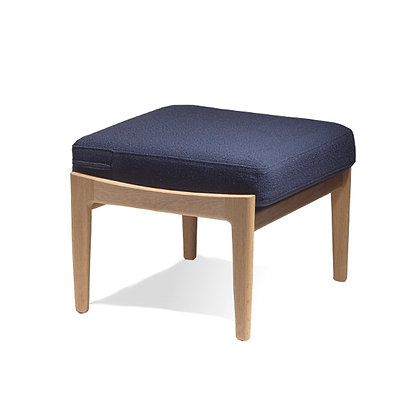 "GETAMA ""GE290S"" Footstool Oak Soap"