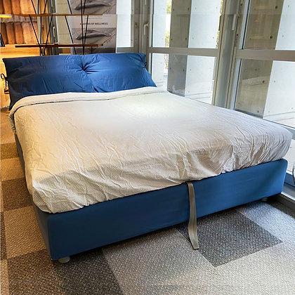 """【展示品Sale】Flou """"Nathalie"""" Bed(Queen size) &Linen Set"""