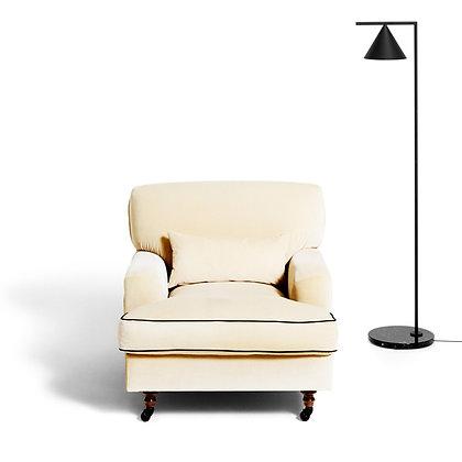 "De Padova ""RAFFLES"" armchair"