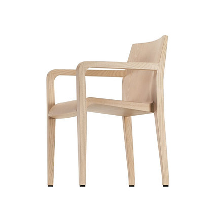 """Alias """"laleggera armrest 304"""" whitened oak"""