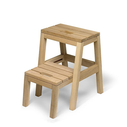 "SKAGERAK ""Dania Step Ladder"" Oak"