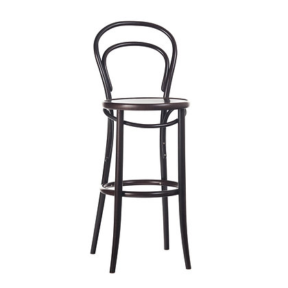 "TON ""barstool 14"" (311 134) Dark chocolate"