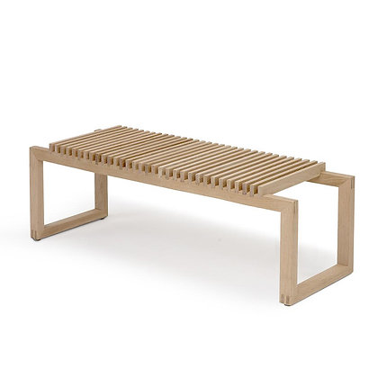 "SKAGERAK ""Cutter Bench"" Oak"