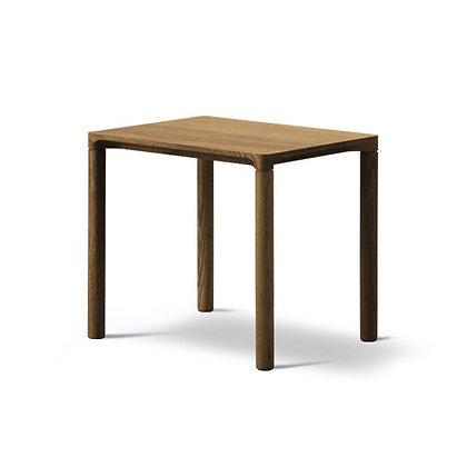 """Fredericia """"6700 Piloti Table"""" Smoked Oak"""