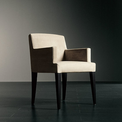 "MERIDIANI ""CRUZ"" arm chair"