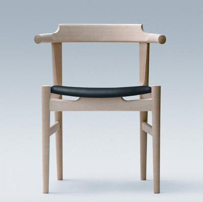 "PP Møbler ""PP58 Last Dining Chair"" Oak Soap"