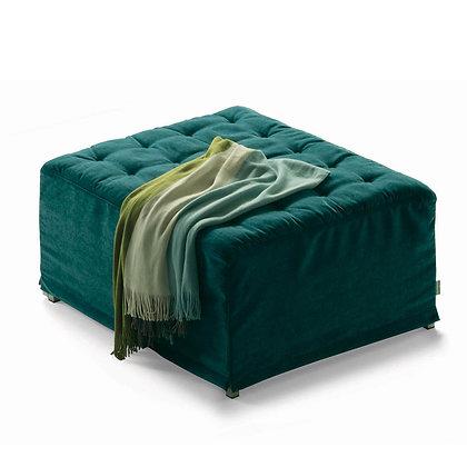 "Milano Bedding (by Kover Srl) ""DORSEY POUF"" Ottoman Bed"