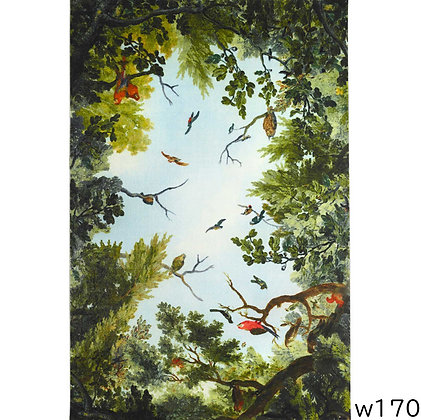 "OPINION CIATTI ラグ ""Cielo&Terra"" Cielo170"