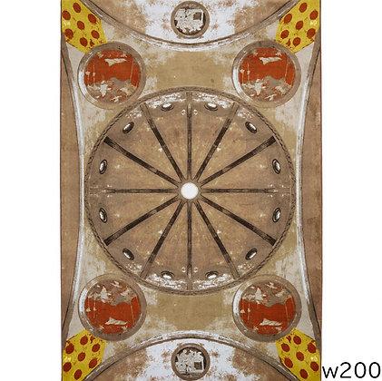 """OPINION CIATTI ラグ """"FIRENZE carpet collection"""" sagrestia vecchia200"""
