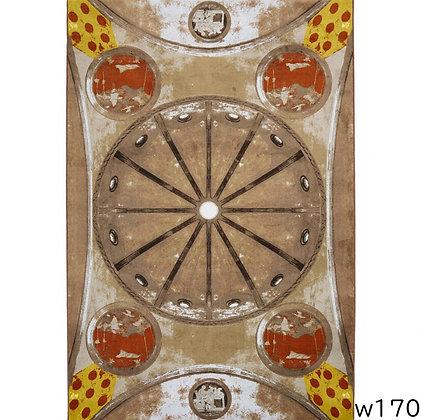 """OPINION CIATTI ラグ """"FIRENZE carpet collection"""" sagrestia vecchia170"""