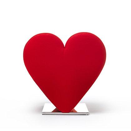 """OPINION CIATTI """"Love"""" red"""