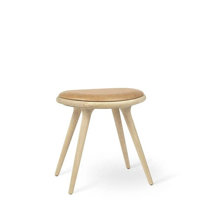 "mater ""Low Stool"" Soaped oak 47 cm"