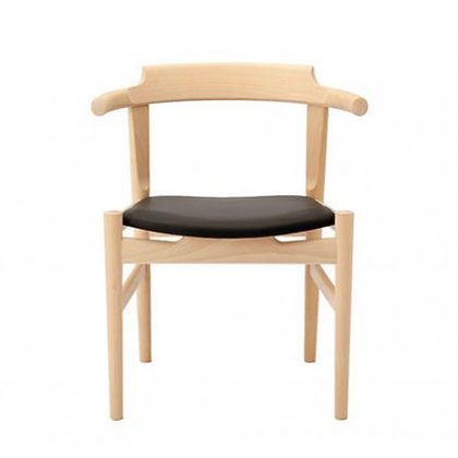 "PP Møbler ""PP58 Last Dining Chair"" Beech Soap"