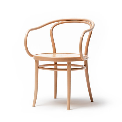 """TON """"armchair 30"""" (321 030) Beech natural (lacquer)"""