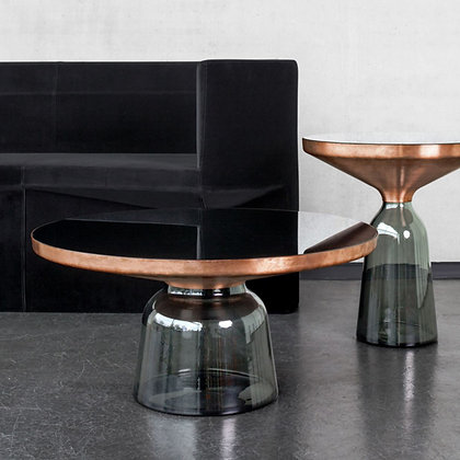 "ClassiCon ""Bell Coffee Table"" Copper Special Edition"
