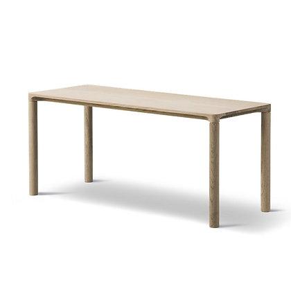 "Fredericia ""6710 Piloti Table"" Oak Soap"