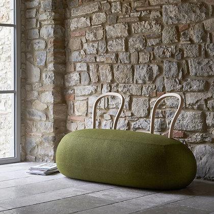 "OPINION CIATTI ""Yum Yum"" sofa fabric green"