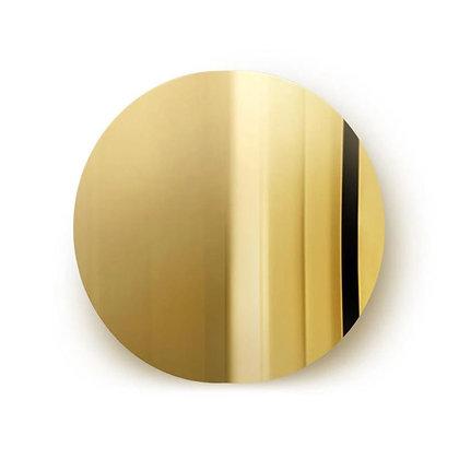"mater ""Imago Mirror Object"" Brass"