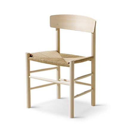 """Fredericia """"J39 Chair"""" Beech Soap"""